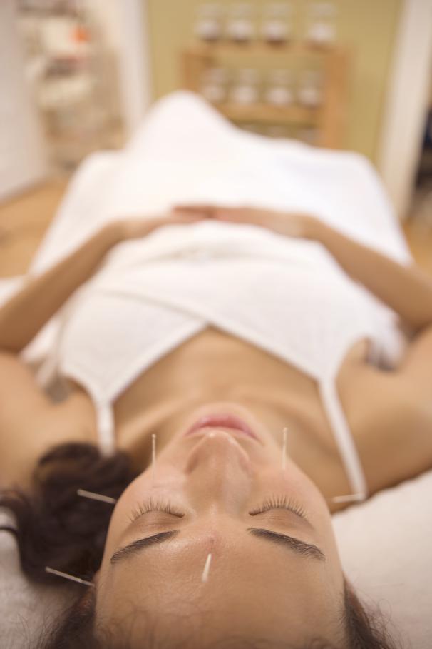 Rygsmerter behandlet med akupunktur